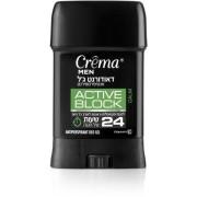 221 Crema Men Мужской дезодорант-гель CALM (зелёный) 75 мл