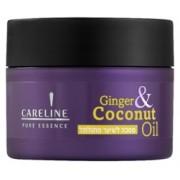 264 CARELINE Маска с имбирем и маслом кокоса для упругости волос 300 мл