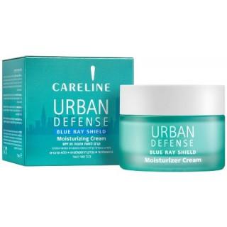 460 CARELINE Urban Defense Увлажняющий  дневной крем для кожи лица и шеи SPF25 50 мл