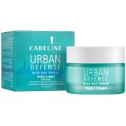 461 CARELINE Urban Defense Регенерирующий ночной крем для кожи лица и шеи 50 мл