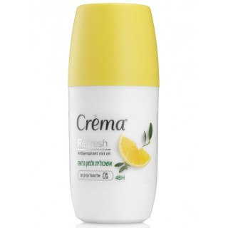 """674 CREMA Шариковый дезодорант """"Грейпфрут и лемонграсс"""" 75 мл"""