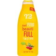 872 KEFF Шампунь с ягодами годжи и морингой для тонких и ломких волос 700 мл